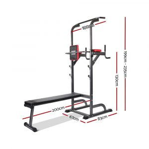 FIT CHINUP BENCH