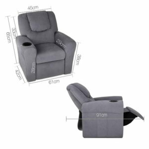 KID RECLINER GY