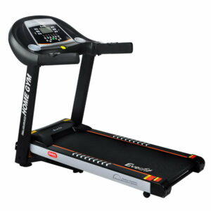 Everfit Electric Treadmill 45cm Incline Running Home Gym Fitness Machine – Black
